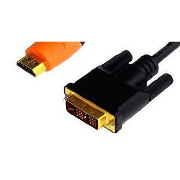 Frisby FA-DIV10 HDMI To DVI(24 Pin ) Kablo 1.8M