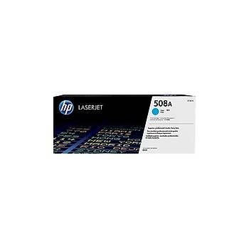 HP CF361A Mavi Toner