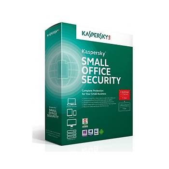 Kaspersky Small Off.Security 2+15 Kull.1Yýl Lisans