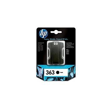HP C8721E Siyah Mürekkep Kartuþ (363)