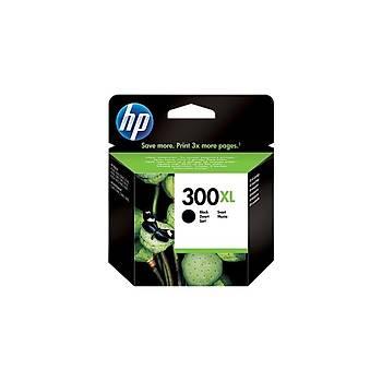 HP CC641EE Siyah Mürekkep Kartuþ (300XL)