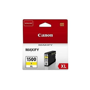 Canon PGI-1500XL Y Mürekkep Kartuþ