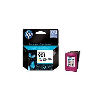 HP CC656AE Renkli Mürekkep Kartuþ (901)