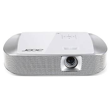 Acer K137i 1280x800,HDMI,USB,WiFi,Taþýnabilir LED