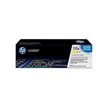 HP CB542A Sarý Renkli Toner (125A)