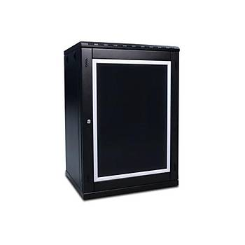 19U Rack Kabin Yer Tipi  60X60 SET