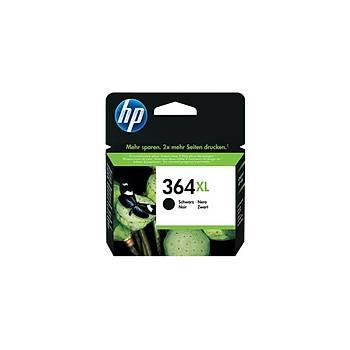 HP CN684EE Siyah Mürekkep Kartuþ (364XL)