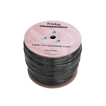 Frisby FNW-CAT624 CAT 6 UTP Outdoor Kablo (305m)