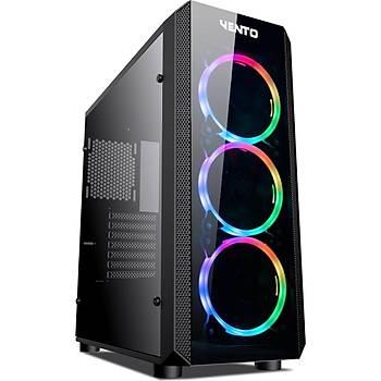 Vento VG04F RGB Gaming Midi Tower (500W 80+)
