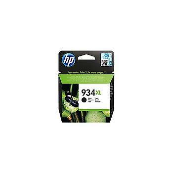 HP C2P23AE  Siyah Mürekkep Kartuþ (934XL)