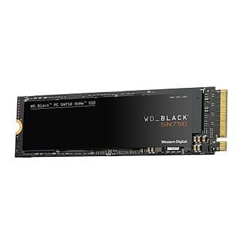 WD 250GB Black SN750 NVMe M2 3100/1600 WDS250G3X0C