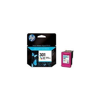HP CH562EE Renkli Mürekkep Kartuþ (301)