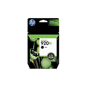 HP CD975AE Siyah Mürekkep Kartuþ (920XL)
