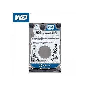 WD 500GB Blue 2.5