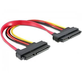 Dark DK-CB-P206 10cm SATA-Data Power Ara Kablosu