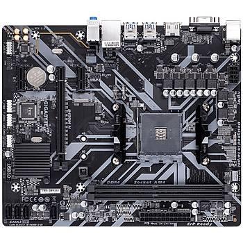 Gigabyte B450M H AM4 Ryzen DDR4 Vga Hdmi