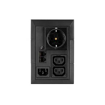 Eaton 5E 850i USB DIN(Schuko) Line-Interactive UPS
