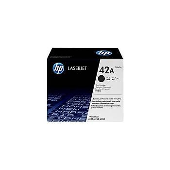 HP Q5942A  Siyah Toner Kartuþ (42A)