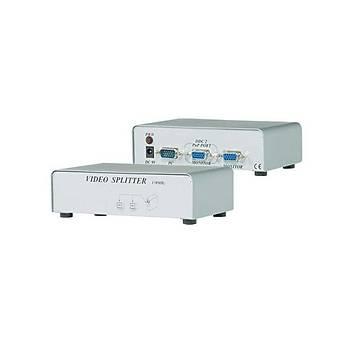 S-Link MSV-1215 2 VGA 150Mhz Monitör Çoklayýcý