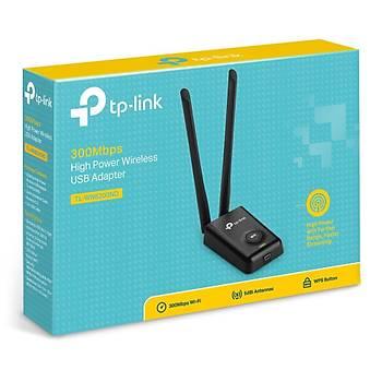 Tp-Link TL-WN8200ND 300 Mb Çift Anten USB Adaptör