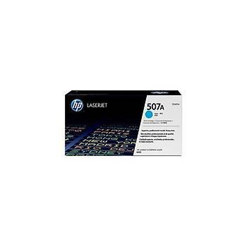 HP CE401A Mavi Toner Kartuþ 507A