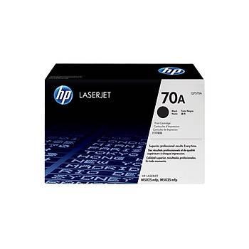 HP Q7570A Siyah Toner 70A