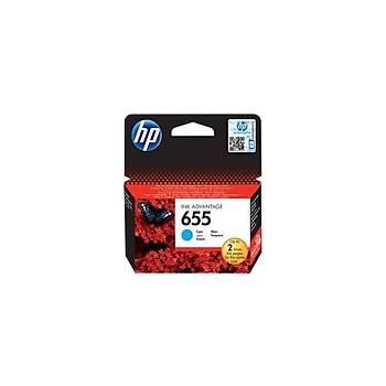 HP CZ110AE Mavi Mürekkep Kartuþ (655)