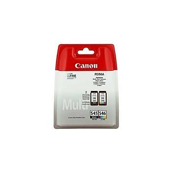 Canon Pg-545/546 Multipack Mürekkep Kartuþ