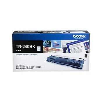 Brother TN-240BK Toner (2200 Sayfa)