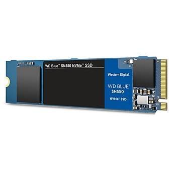 WD 2TB Blue SN550 NVMe 2600/1800M WDS200T2B0C
