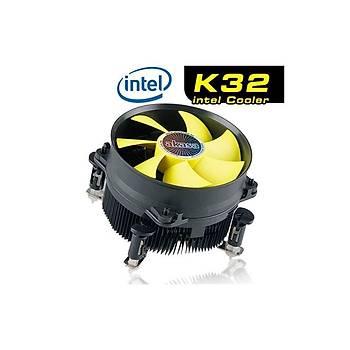 Akasa K32 K32 Intel LGA 775/1155/1156 Performans