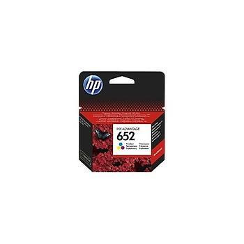 HP F6V24AE Renkli Mürekkep Kartuþ (652)
