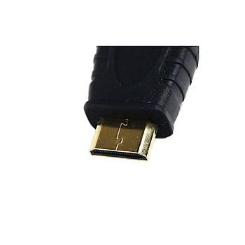 Dark DK-HD-AFXMM HDMI Diþi-Mini HDMI Erkek Dönüþtü