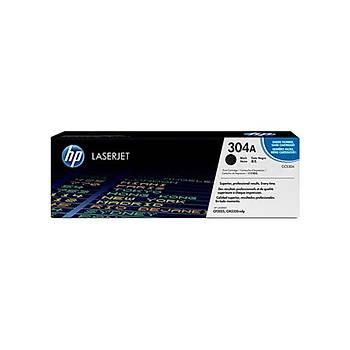 HP CC530A Siyah Toner Kartuþ (304A)