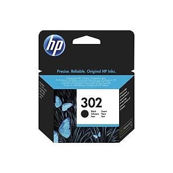 HP F6U66AE Siyah Mürekkep Kartuþ (302)