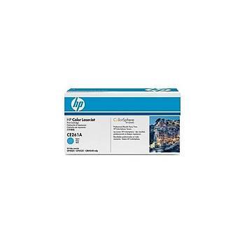 HP CE261A Mavi Toner Kartuþ 648A