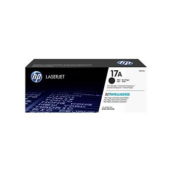 HP CF217A Siyah Toner Kartuþ (17A)