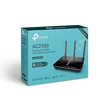 Tp-Link Archer VR2100 AC2100 VDSL/ADSL Modem Route