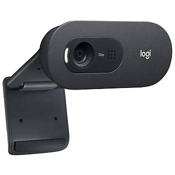 Logitech C505 Webcam HD Siyah 960-001364