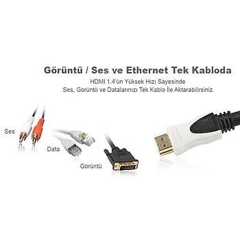 Dark DK-HD-CV14L3000A 30M Aktif HDMI v1.4 3D LED/L