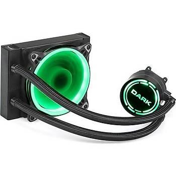 Dark AquaForce W124 RGB Sývý Soðutma Sistem