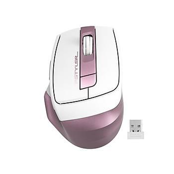 A4-Tech FG35 Pembe Nano Kablosuz Optik Mouse