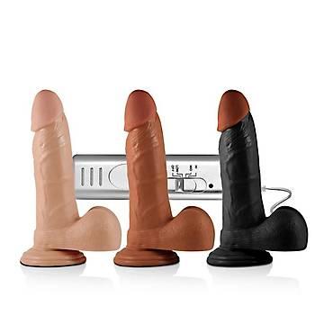 Lovetoy Real Extreme Serisi Penis 20 Cm