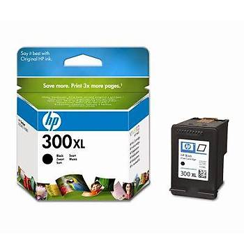 HP 300XL Black Siyah Yüksek Kapasiteli Kartuþ CC641EE