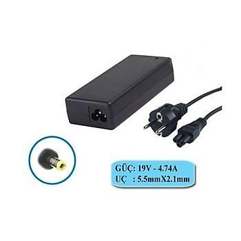 Compaxe CLA-445 90w 19v 4.74a 5.5-2.1 Notebook Adaptörü