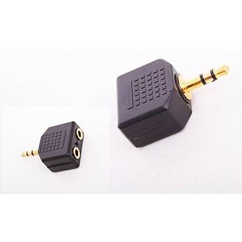 S-link SLX-135 Stereo 2LÝ SES Adaptör