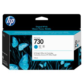 HP 730 Cyan Mavi 130 Ml Plotter Kartuþu P2V62A