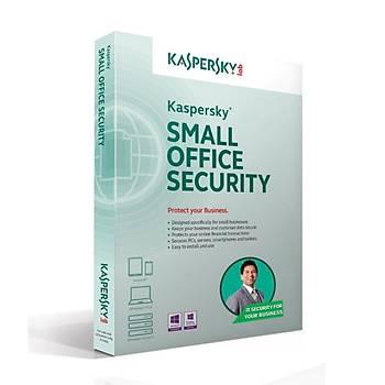 Kaspersky Small Office Security 10Pc+10Md+1Fs 3 Yýl