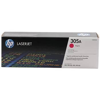 HP 305A Magenta Kýrmýzý 2.600 Sayfa Toner CE413A
