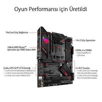 Asus Rog Strix B550-E Gaming DDR4 S+V+GL AM4